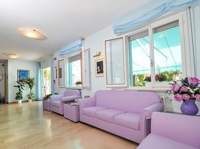 Hotel Bord De Mer Adriatique Italie